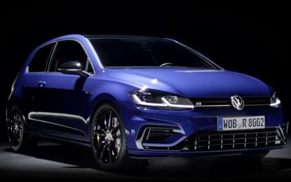 "Volkswagen Golf R Performance: La più ""cattiva"" tra le Golf"