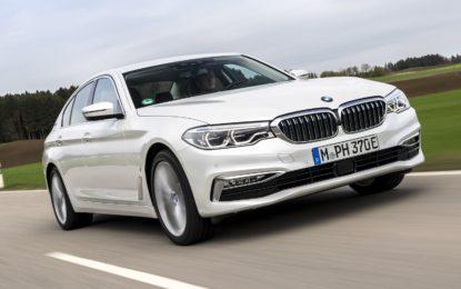 BMW 530e iPeformance: Ibrida alla spina