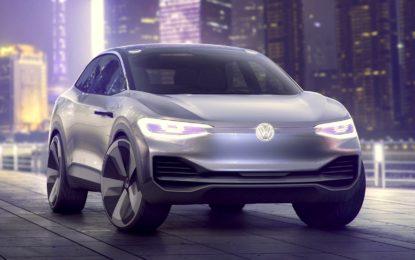Volkswagen I.D. Crozz: elettrica, potente e in formato SUV