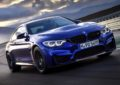 BMW M4 CS: Special edition da 460 CV
