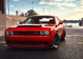 Dodge Challenger SRT Demon: il demonio da 840 CV