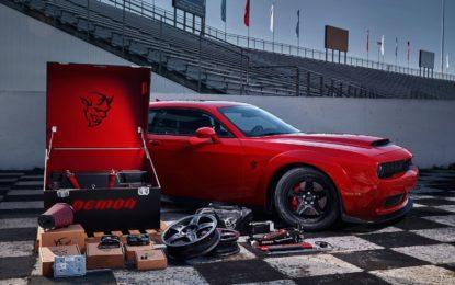 Optional a 1 Dollaro per Dodge Demon – Febbre sale a 840 CV