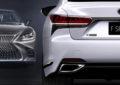 Lexus LS F Sport: Al debutto l'ammiraglia tutta grinta