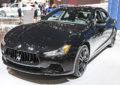 Maserati Ghibli Nerissimo: Instant Classic in total black