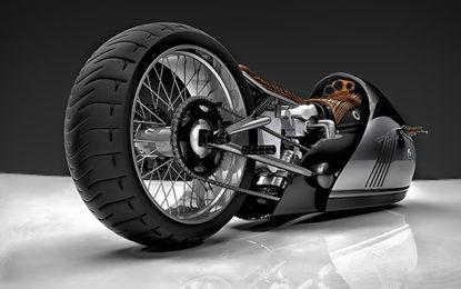 BMW K75 Alpha: design ad alta velocità