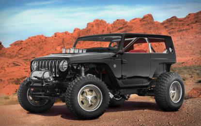Off-road creativi al Easter Jeep Safari