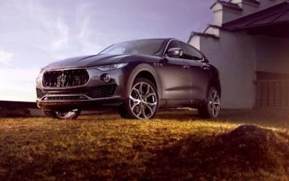 Maserati Levante by Novitec: versione da pista