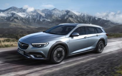 Opel Insignia Country Tourer: Un'alternativa ai SUV