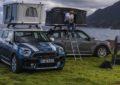 Mini Countryman: una tenda su misura per l'air camping