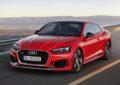 Audi RS 5 Coupé: Alte performance e tanta classe