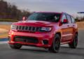 Jeep Grand Cherokee Trackhawk: Il SUV di serie più potente al mondo