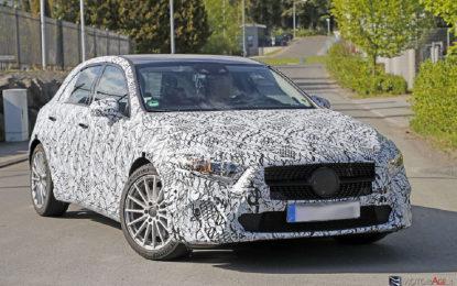 Mercedes Classe A: Anteprima sul futuro