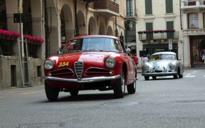 Auto d'epoca: domina il made in Italy