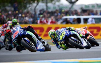 MotoGp Le Mans beffa Rossi: trionfo e primato a Vinales