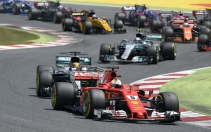 F1: Hamilton vince il duello di Spagna ma Vettel conserva la vetta