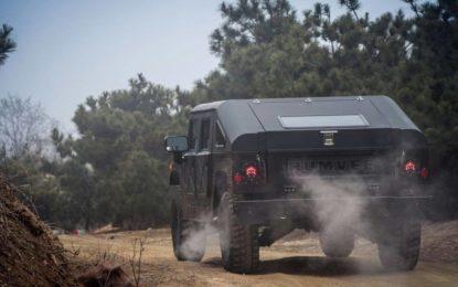 Ritorna l'Hummer e si chiama Humvee
