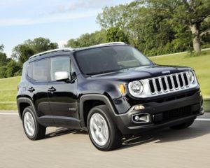 Jeep Renegade GPL Turbo 120 CV: Autonomia da record