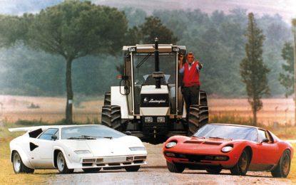 La leggenda di Lamborghini nel film con Banderas