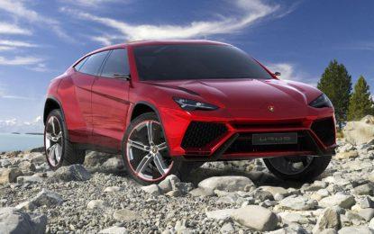 Lamborghini Urus: il Toro con un V8 da 650 CV