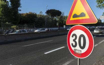 Limiti di velocità assurdi penalizzano la vita quotidiana
