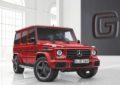 Mercedes Classe G Designo Manufaktur Edition: Evergreen di lusso
