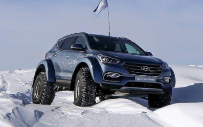 Il ritorno di Shackleton: In Antartide con Hyundai
