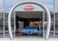 Bugatti Chiron: nasce a Dubai il mega showroom mondiale