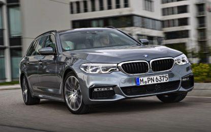 BMW 530d Touring MSport: Termine di paragone atto secondo