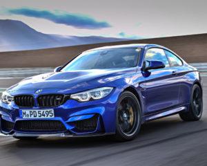 BMW M4 CS: Adrenalina pura