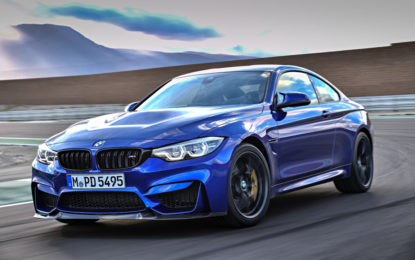 BMW M4 CS: Adrenalina pura