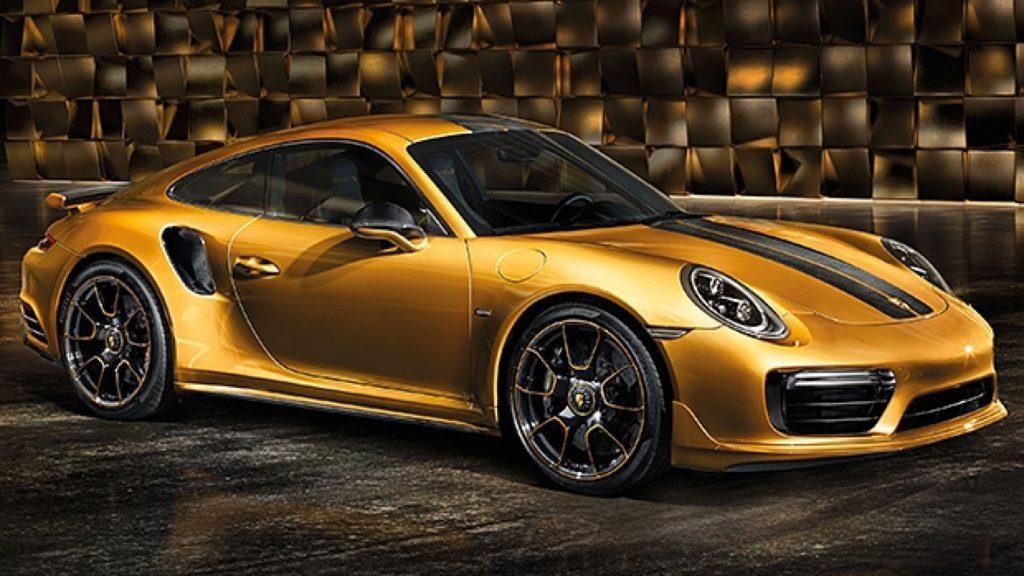 porsche 911 turbo s exclusive series 500 esemplari di altissima collezione. Black Bedroom Furniture Sets. Home Design Ideas