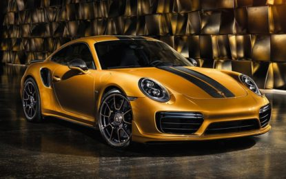 Porsche 911 Turbo S Exclusive Series: 500 esemplari di altissima collezione