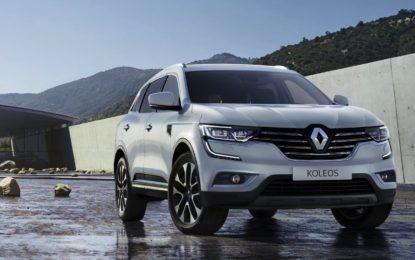 Renault Koleos: tutta nuova tranne che nel nome