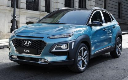 Hyundai Kona: arriva cavalcando l'onda giusta