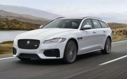 Jaguar XF Sportbrake: la bellezza ha tanto spazio