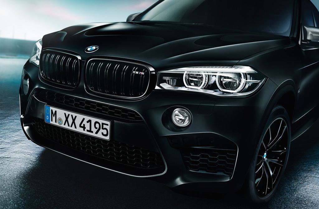 bmw x5 m e x6 m black fire edition bufera di nere motorage new generation. Black Bedroom Furniture Sets. Home Design Ideas
