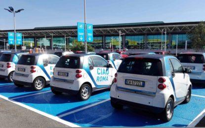 Carsharing: car2go atterra anche a Fiumicino