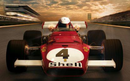 La storia della Ferrari 312B tradotta in film