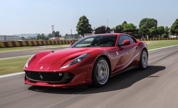 Ferrari 812 Superfast: la più prestazionale di sempre