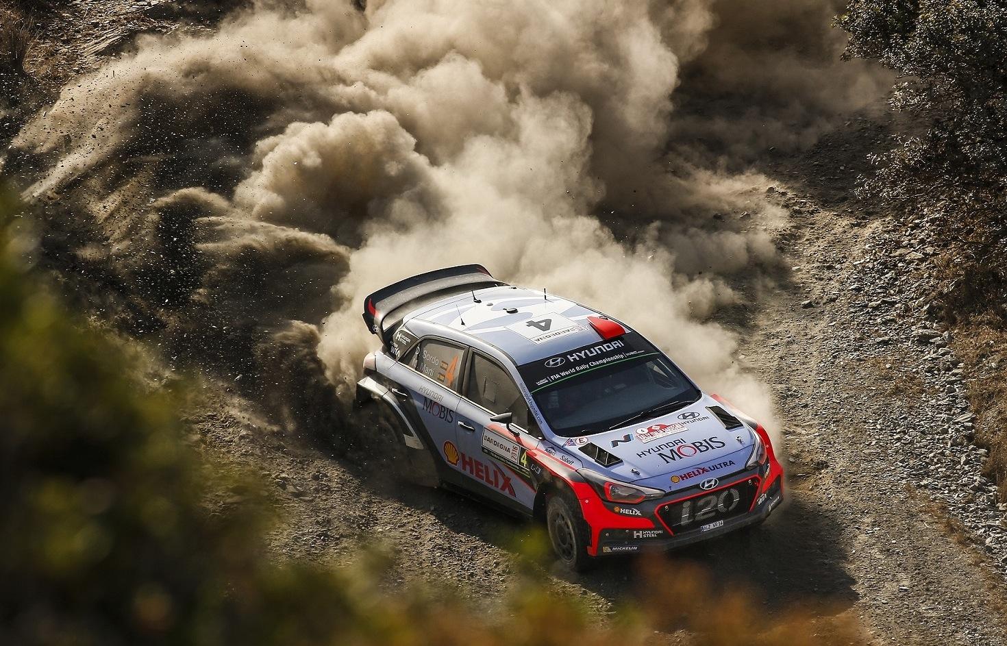 Tänak (Ford) vince il Rally Sardegna, nasce la