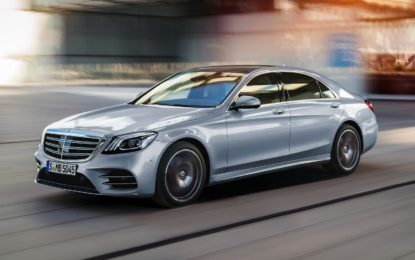 Mercedes-Benz Classe S: l'eccellenza migliora ancora