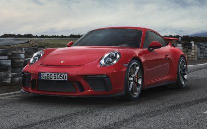 Porsche 911 GT3: automatica o manuale? Sempre grandi emozioni