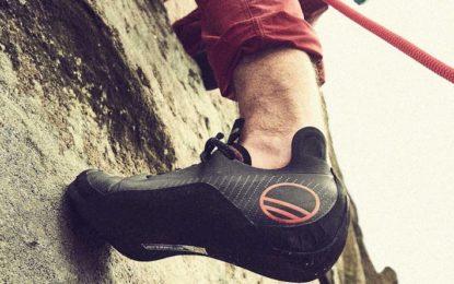 Gommatura Michelin per nuove scarpe da arrampicata