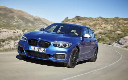 BMW Serie 1: rinnovamenti sostanziali