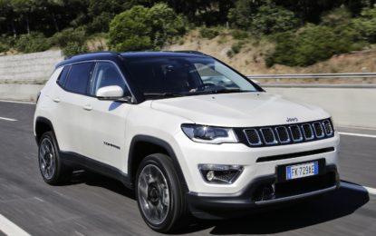 Jeep Compass 2.2 CRD Limited: la prova su strada del nuovo SUV compatto