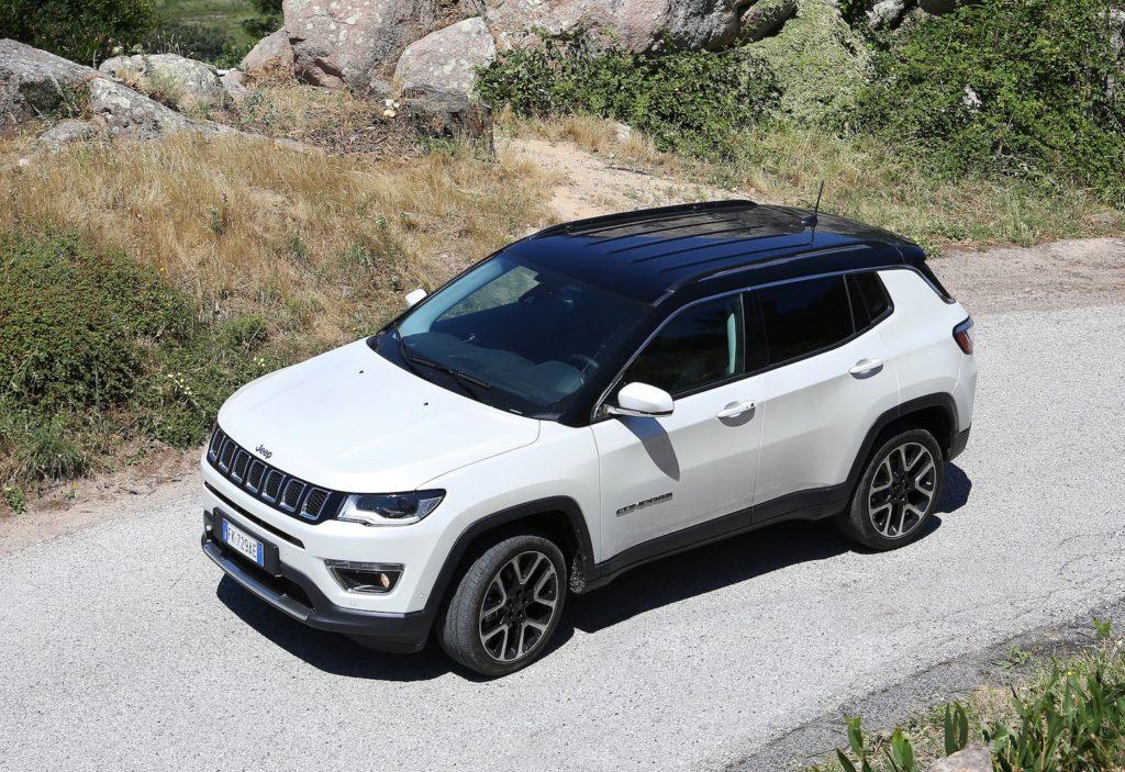 jeep compass 2 2 crd limited la prova su strada del nuovo suv compatto motorage new generation. Black Bedroom Furniture Sets. Home Design Ideas