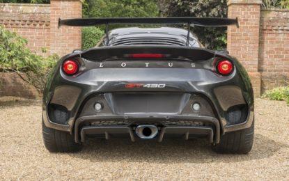 Lotus Evora GT430: la più estrema sono io