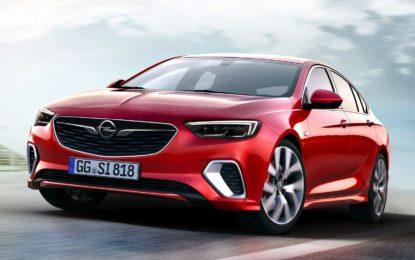 Opel Insignia GSI. Sportiva sul serio