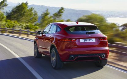 "Jaguar E-Pace. Non chiamatela ""piccola"""