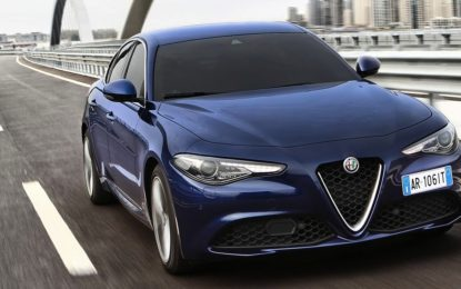 Alfa Romeo Giulia 2.2 D 150 CV: Quella base è già all'altezza